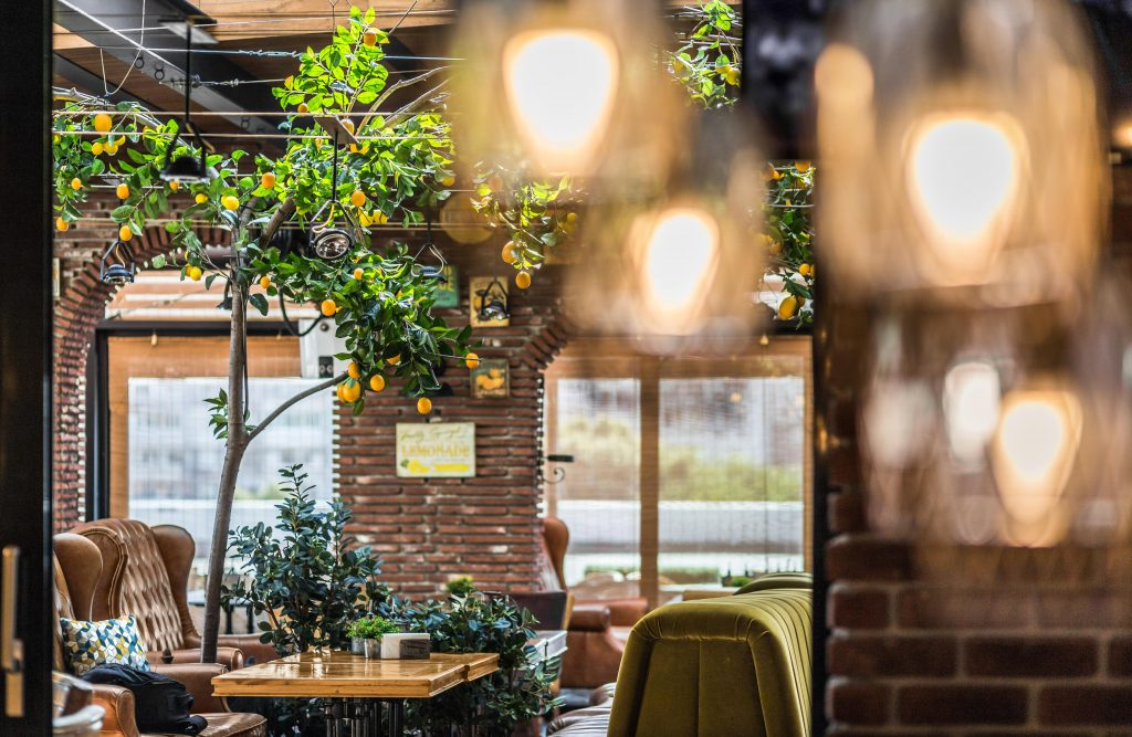 Ресторант Massa Kitchen Гранд Мол Варна - интериор
